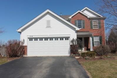 1510 Glenside Drive, Bolingbrook, IL 60490 - MLS#: 09922338