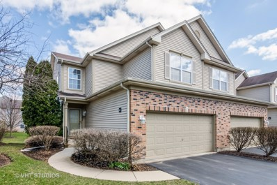 587 N LITTLETON Trail UNIT 587, Elgin, IL 60120 - #: 09922606