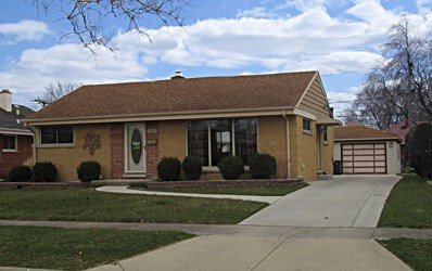 10813 Hastings Street, Westchester, IL 60154 - MLS#: 09922895