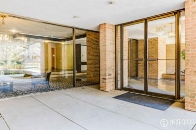 360 Claymoor Street UNIT 1A, Hinsdale, IL 60521 - MLS#: 09922963