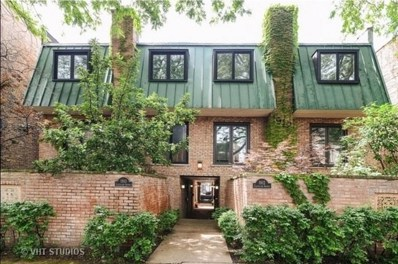 1910 N Cleveland Avenue UNIT C, Chicago, IL 60614 - MLS#: 09923004