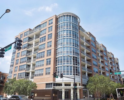 1200 W Monroe Street UNIT 904, Chicago, IL 60607 - MLS#: 09923335