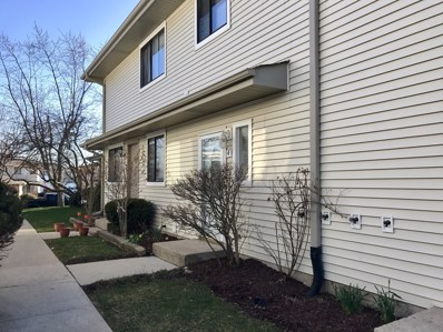 29W600  Winchester Circle NORTH UNIT 4, Warrenville, IL 60555 - MLS#: 09923360