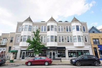 2044 W Roscoe Street UNIT 2S, Chicago, IL 60618 - #: 09923422