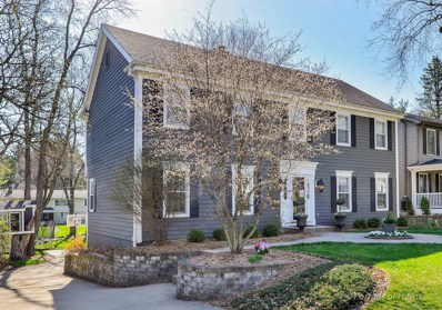 287 Spring Avenue, Glen Ellyn, IL 60137 - MLS#: 09923644