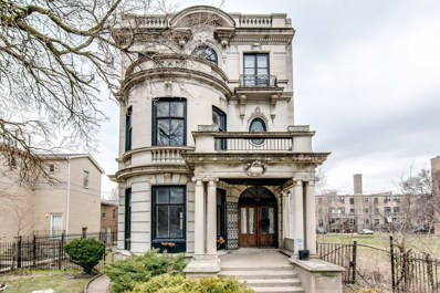 4628 S Drexel Boulevard, Chicago, IL 60653 - MLS#: 09923873