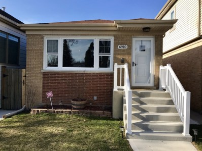 6910 W Berwyn Avenue, Chicago, IL 60656 - MLS#: 09924008