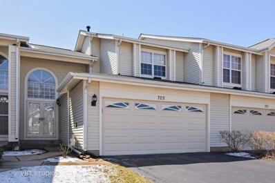 703 Sturnbridge Lane, Schaumburg, IL 60173 - MLS#: 09924136