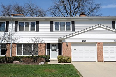 2828 E Bel Aire Drive, Arlington Heights, IL 60004 - MLS#: 09924163