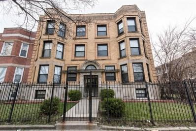 6549 S ELLIS Avenue UNIT 3S, Chicago, IL 60637 - MLS#: 09924316
