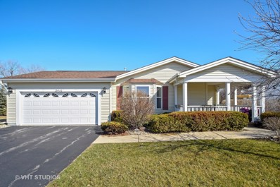 2410 Stallion Court, Grayslake, IL 60030 - MLS#: 09924318
