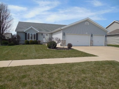 5625 Gatehouse Way, Bourbonnais, IL 60914 - MLS#: 09924487