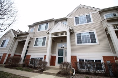 578 Cary Woods Circle, Cary, IL 60013 - MLS#: 09924537