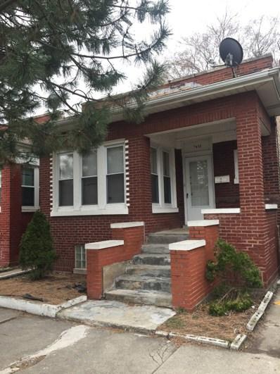 7632 S Rhodes Avenue, Chicago, IL 60619 - #: 09924541