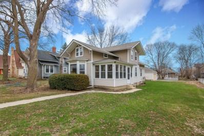 220 N Cedar Street, Waterman, IL 60556 - MLS#: 09924653