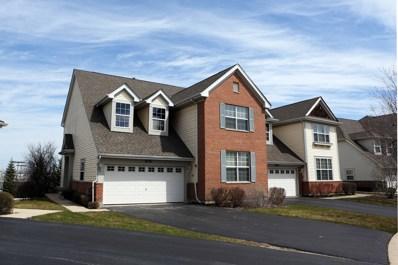 876 LINDEN Circle, Hoffman Estates, IL 60169 - MLS#: 09924696