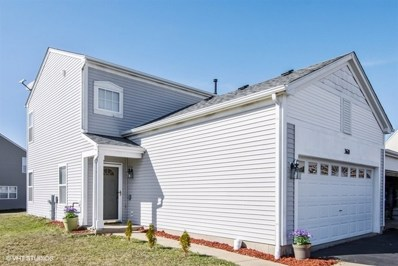 360 Wedgewood Circle UNIT 360, Lake In The Hills, IL 60156 - MLS#: 09925021