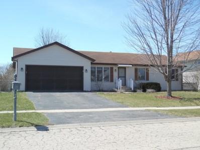 235 N Hickory Street, Cortland, IL 60112 - MLS#: 09925133
