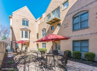 414 Wisconsin Avenue UNIT D, Oak Park, IL 60302 - MLS#: 09925245