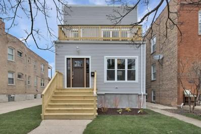 5026 W Cullom Avenue, Chicago, IL 60641 - MLS#: 09925547