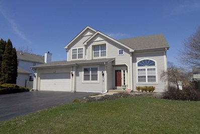 517 Victoria Lane, Oswego, IL 60543 - MLS#: 09925748