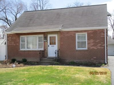 7837 Suburban Lane, Bridgeview, IL 60455 - MLS#: 09925989