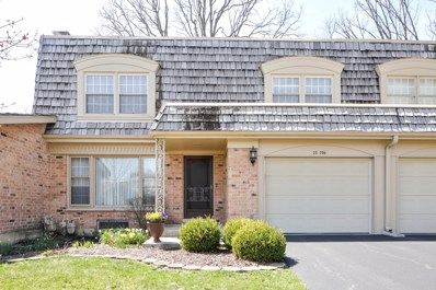 2S706  AVENUE NORMANDY W UNIT 0, Oak Brook, IL 60523 - MLS#: 09926054