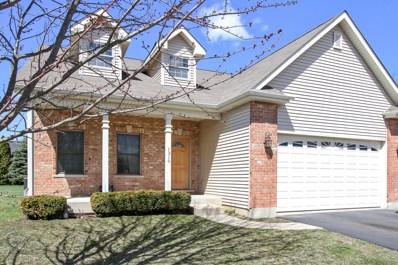 1310 Sandpiper Lane, Woodstock, IL 60098 - #: 09926120