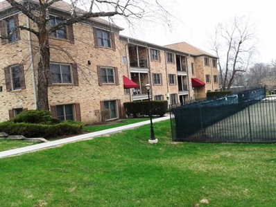 1728 Fayette Walk UNIT D, Hoffman Estates, IL 60169 - #: 09926493