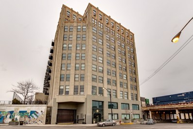 1550 S BLUE ISLAND Avenue UNIT 914, Chicago, IL 60608 - MLS#: 09926872