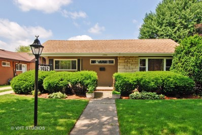 1452 Portsmouth Avenue, Westchester, IL 60154 - MLS#: 09926948