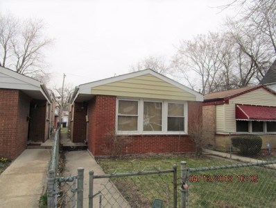 1248 W 108th Place, Chicago, IL 60643 - MLS#: 09927117