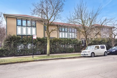 4554 N Paulina Street UNIT 6, Chicago, IL 60640 - MLS#: 09927132