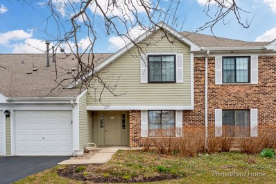820 Yosemite Trail UNIT B2, Roselle, IL 60172 - #: 09927158