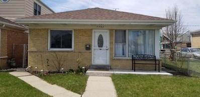 7752 MASSASOIT Avenue, Burbank, IL 60459 - MLS#: 09927398