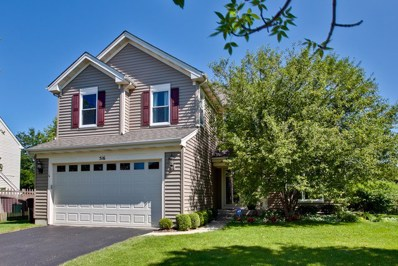 516 W Weeping Willow Road, Round Lake, IL 60073 - MLS#: 09927752