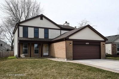 433 Caren Drive, Buffalo Grove, IL 60089 - MLS#: 09927796