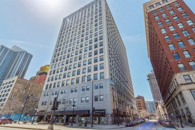 910 S Michigan Avenue UNIT 1705, Chicago, IL 60605 - #: 09927866