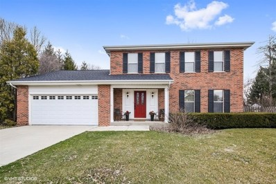 7051 Powell Court, Downers Grove, IL 60516 - #: 09927880