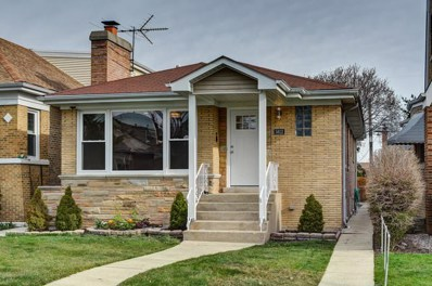 5812 W Roscoe Street, Chicago, IL 60634 - MLS#: 09927980