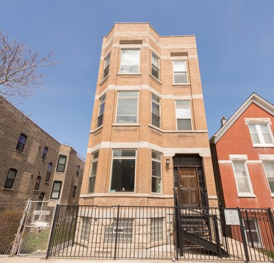 2644 W Augusta Boulevard UNIT 1, Chicago, IL 60622 - MLS#: 09928033