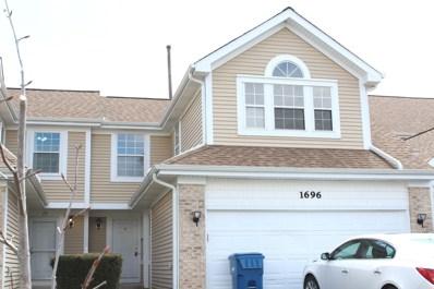 1696 Saint Ann Drive, Hanover Park, IL 60133 - #: 09928040