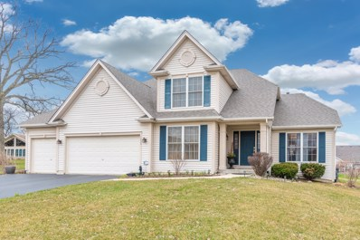 1355 Hickory Ridge Drive, Montgomery, IL 60538 - #: 09928115
