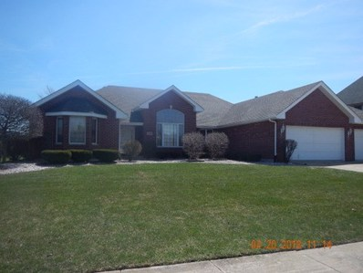 21281 Longview Drive, Frankfort, IL 60423 - MLS#: 09928210