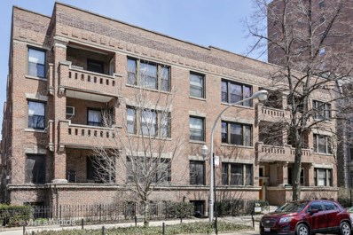 850 W Grace Street UNIT 2E, Chicago, IL 60613 - MLS#: 09928386