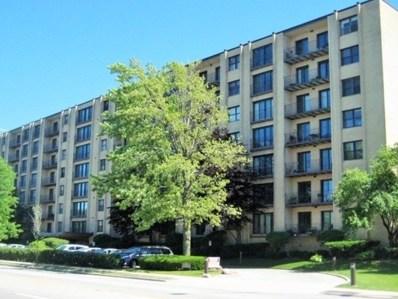 4601 W Touhy Avenue UNIT 603, Lincolnwood, IL 60712 - MLS#: 09928510