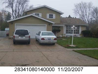 4609 176th Street, Country Club Hills, IL 60478 - MLS#: 09928944