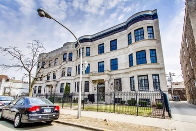 913 W BELLE PLAINE Avenue UNIT 1W, Chicago, IL 60613 - MLS#: 09928988