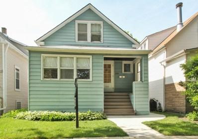 5243 W Berenice Avenue, Chicago, IL 60641 - MLS#: 09929244