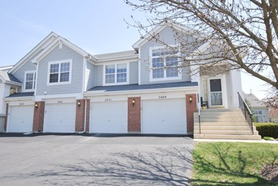 2451 Wilton Lane UNIT 1, Aurora, IL 60502 - MLS#: 09929253